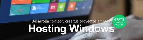 Hosting (Alojamiento Web) Windows en Nominalia