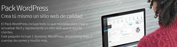 Comprar Dominio y Hosting para WordPress en Nominalia